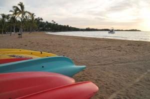Anaeho'omalu Bay near by -Waikoloa Beach Resort