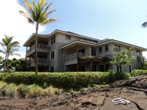 View Of Outside Condo Complex - Vacation Rental In Hawaii