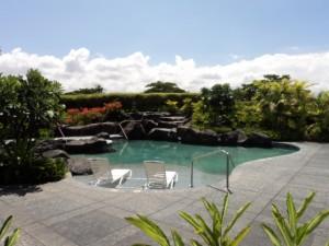 One of two pools - Big Island Hawaii Vacation Rental